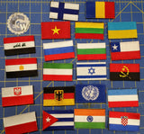 Country Flags - Small