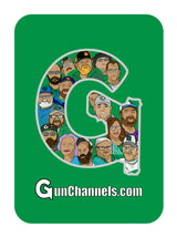 6th Gen - Gun Channels in Vegas - Trading Card Sets