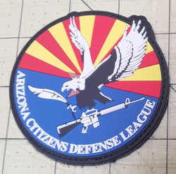 Sold Out - AzCDL - PVC Patch