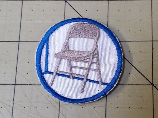 Sold Out - Chair is Against the Wall (1st Gen) Patch