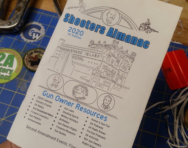 Sold Out - 2020 Shooters Almanac - 1st Edition