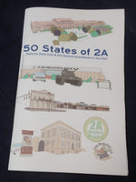 50 States of 2A Book - Sponsor a State