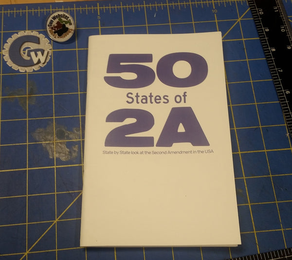 50 States of 2A - 1st edition