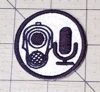Daily Gun Show Logo Patch
