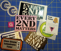 Sold Out - E2M Patch Packs - From the Archives