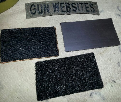 Magnetic Velcro Patch