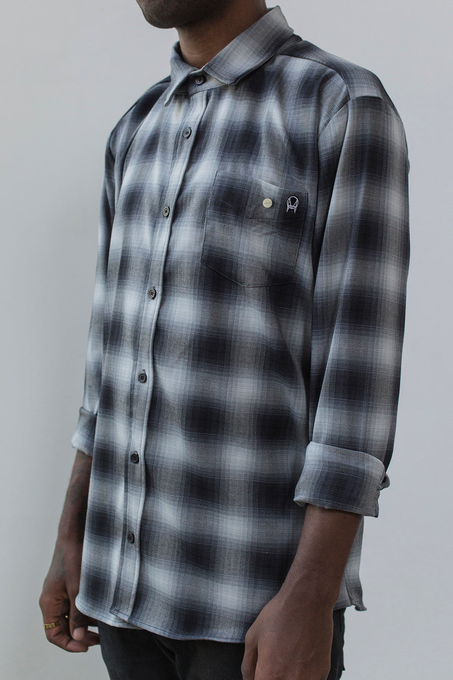 OWSLA x SOVRN FLANNEL | Button Up - SOVRN