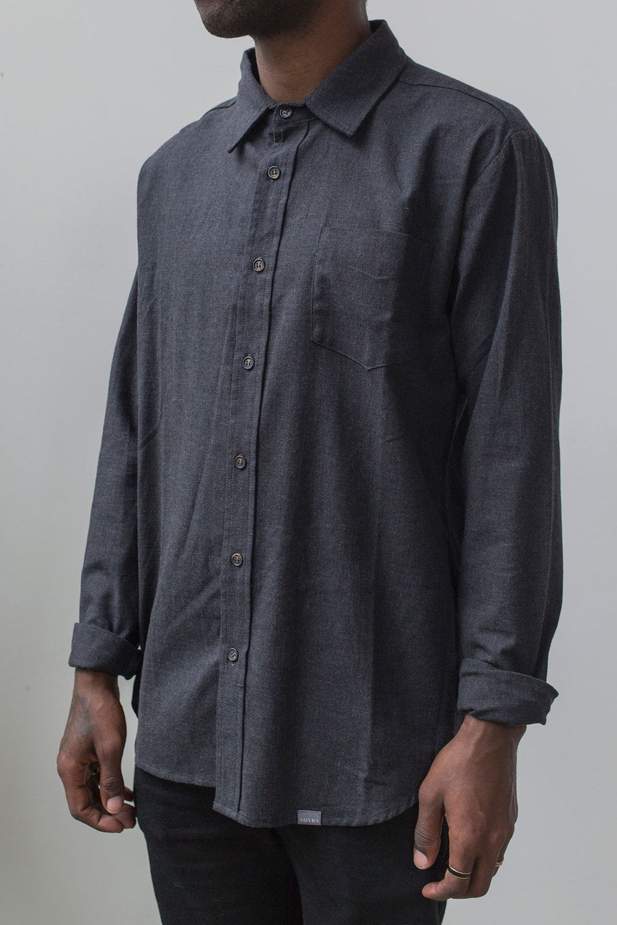 Bann | Button Up - SOVRN
