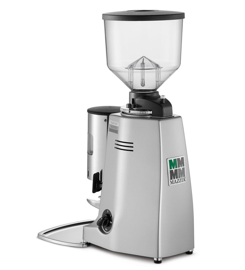 Mazzer Major Manual Grinder rear