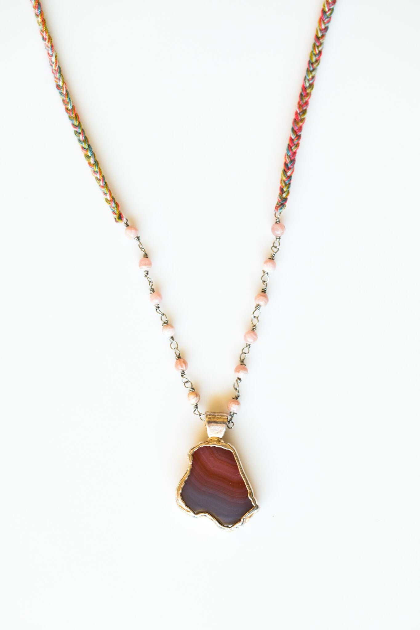 MOANA AGATE NECKLACE