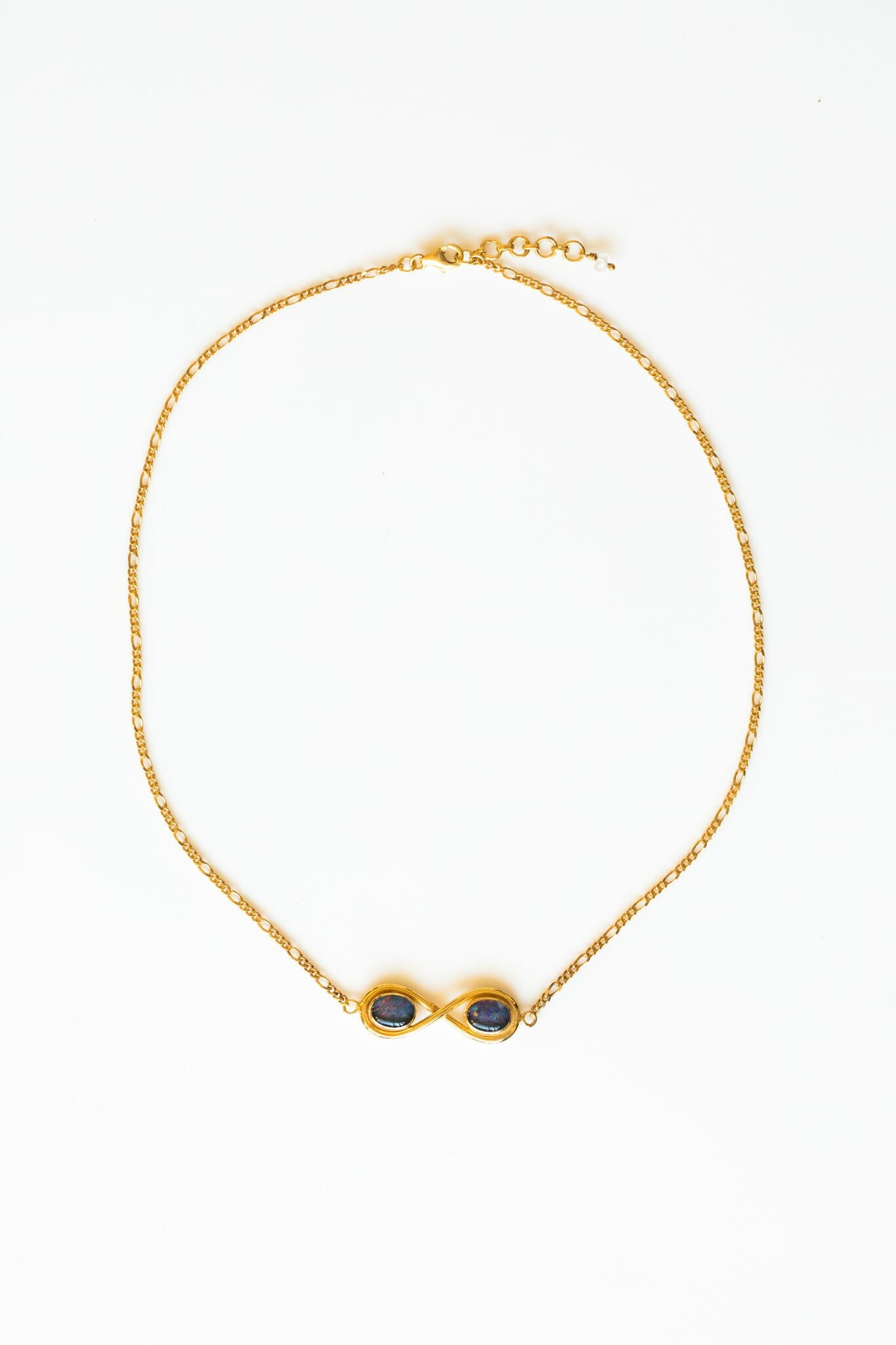 AKELLA INFINITY NECKLACE
