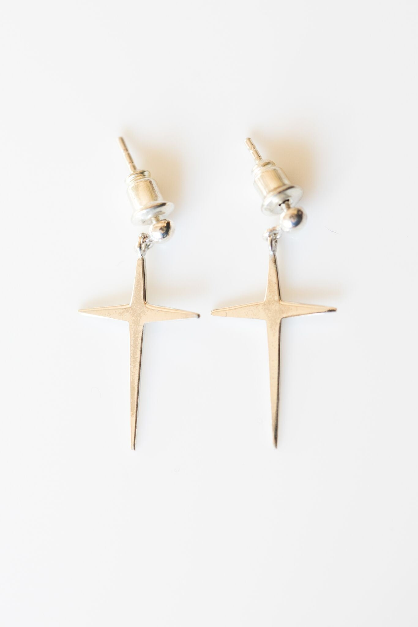 LILANI CROSS EARRINGS