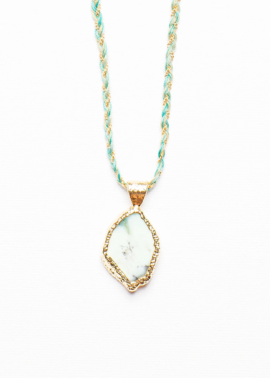 nalani chrysoprase necklace products amaleia