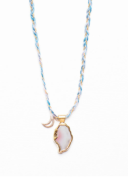 DARMI AGATE NECKLACE