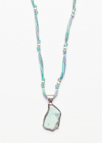 ALOHI AGATE NECKLACE