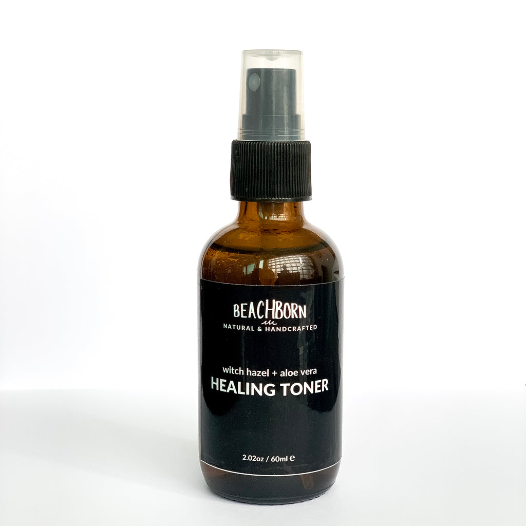 Witch Hazel Healing Toner - BEACH BORN