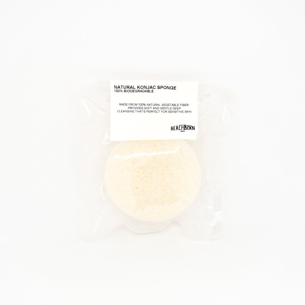 Konjac Sponge - BEACH BORN