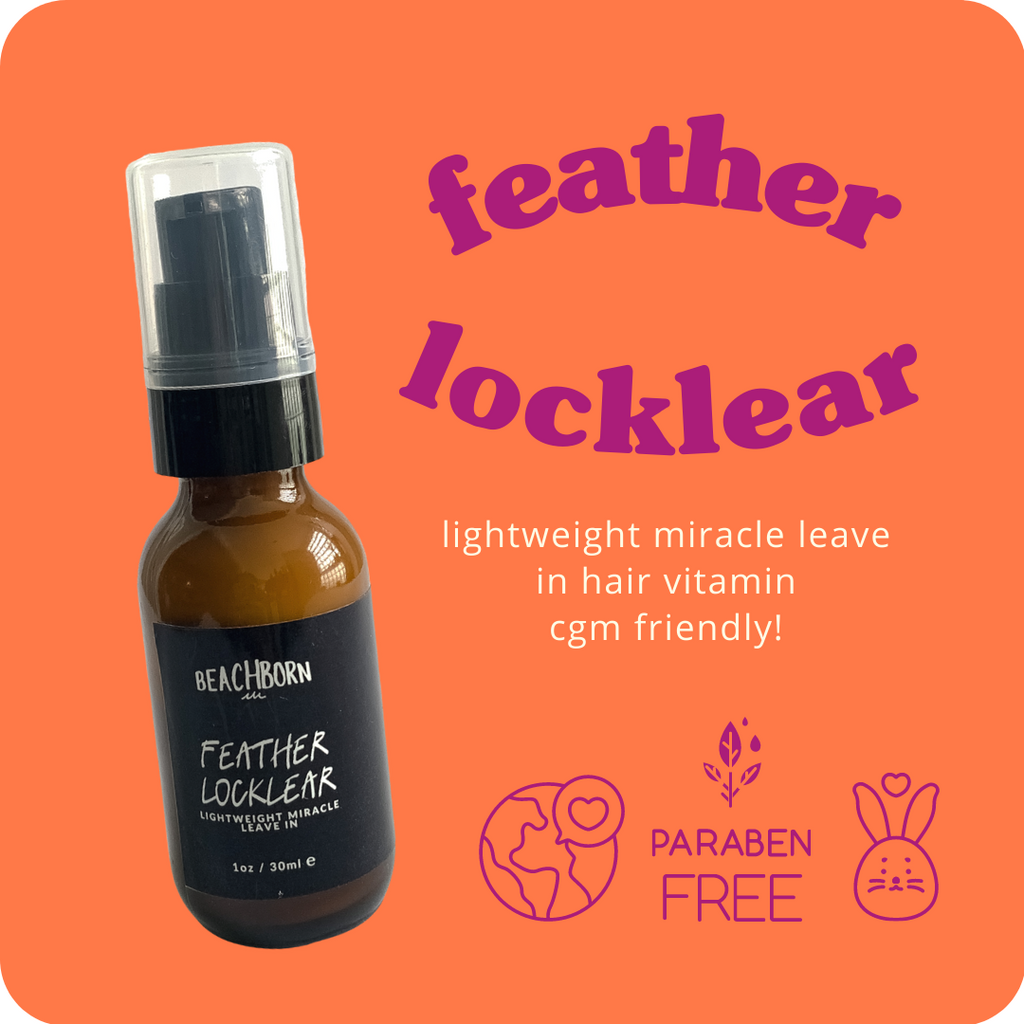 Feather Locklear Lightweight Miracle Leave In Conditioner