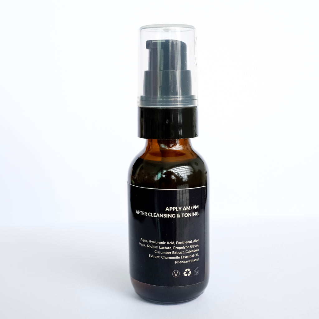 Hyaluronic Acid + Vitamin B5 Serum - BEACH BORN