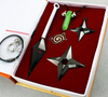 Image of Naruto Kunai Shuriken Weapons Set