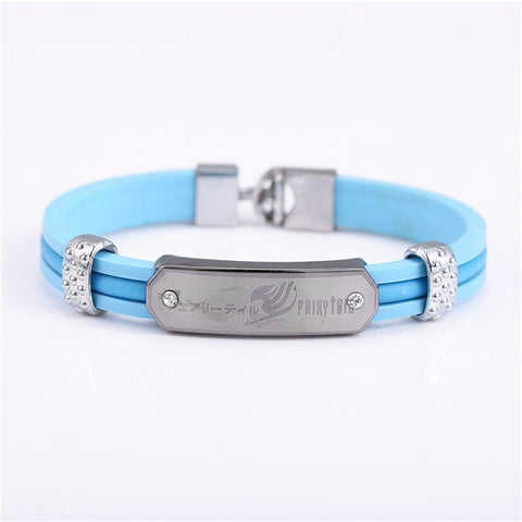 Fairy Tail Blue Bracelet