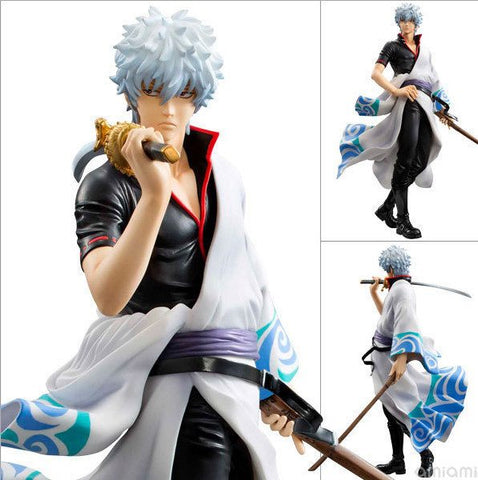Gintama Action Figure Silver Soul