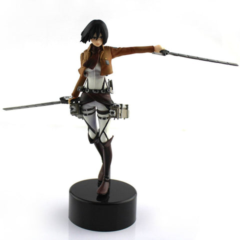 Mikasa Figure Attack On Titan