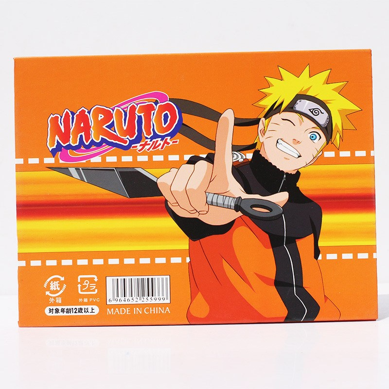 Naruto Kunai Shuriken Weapons Set