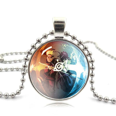 Naruto Shippuden Necklace Rivals