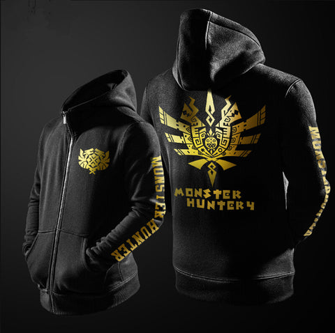 Monster Hunter Thick Winter Jacket