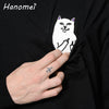 Image of Women Cute Cat Pocket Harajuku