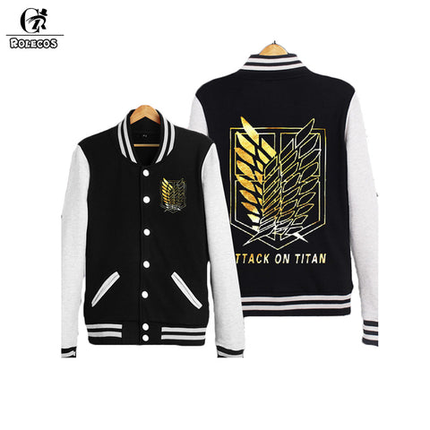 Shingeki no Kyojin Attack on Titan Jacket