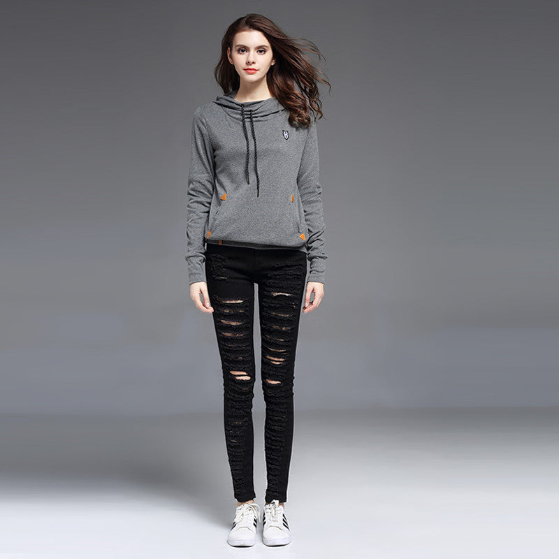 Women Sweatshirt Hoodies Fashion