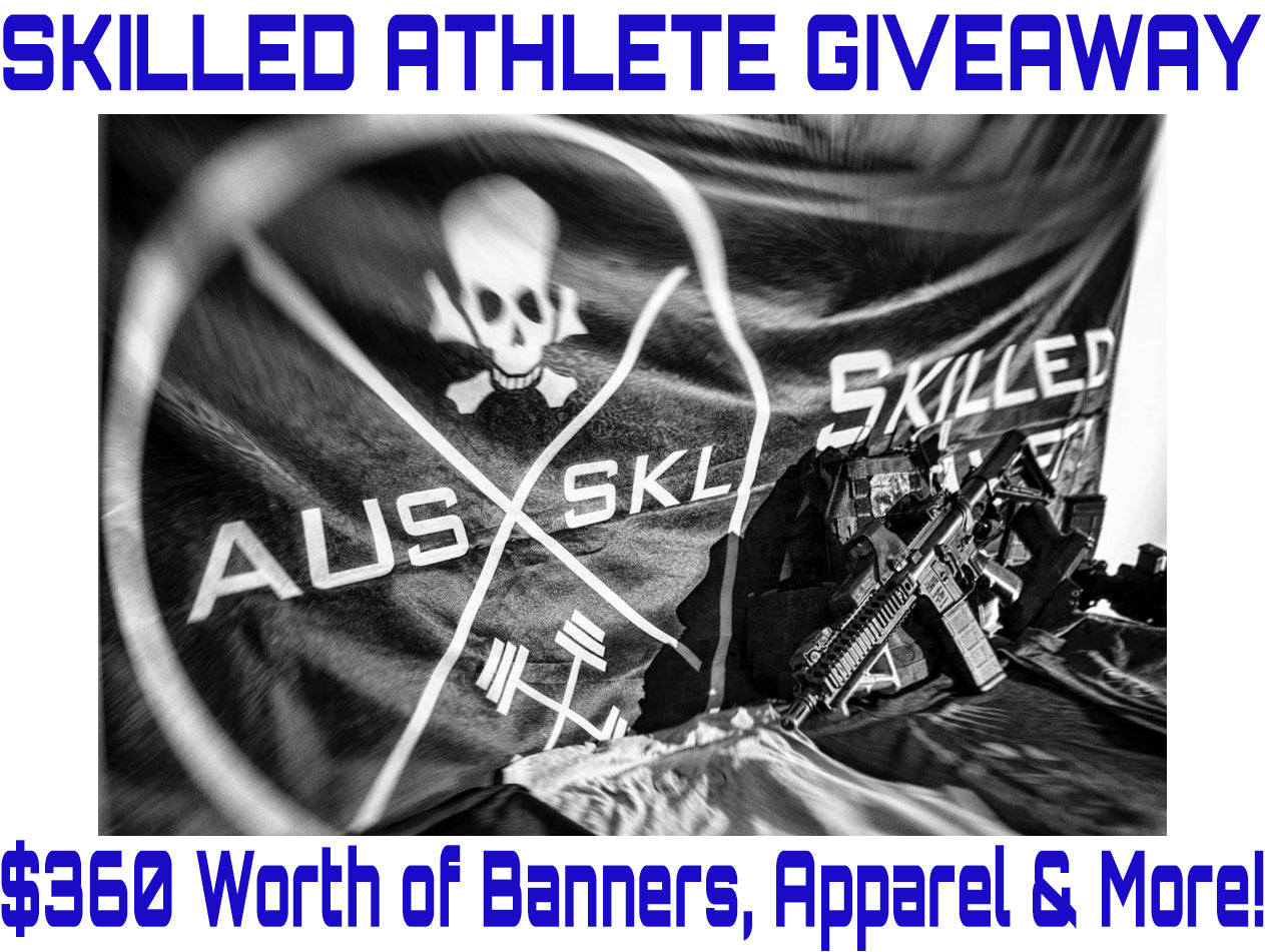 ☠️FREE SKILLED ATHLETE GIVEAWAY☠️