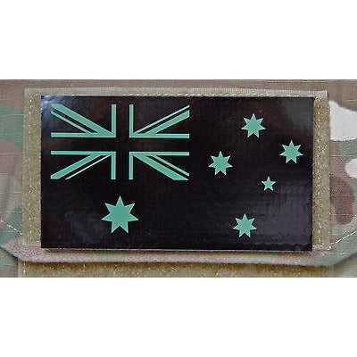 Infrared Australia Flag Patch