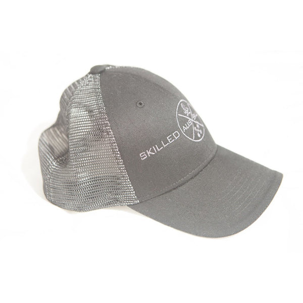 Skilled Athlete Full Circle Mesh Back Cap