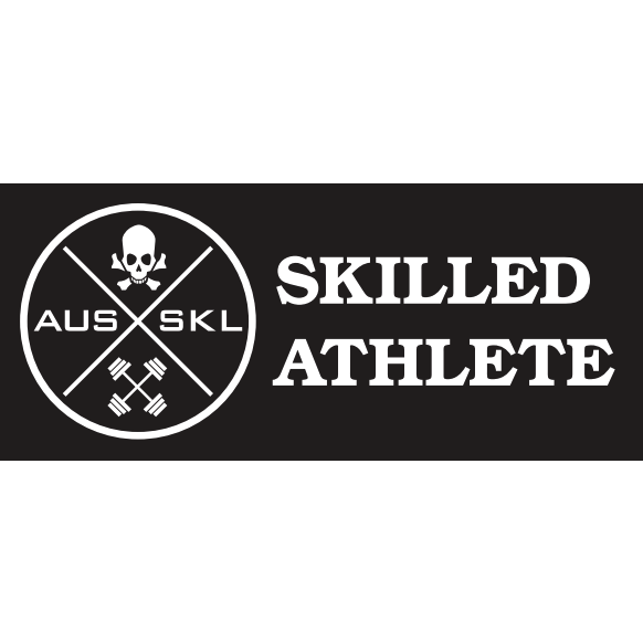 Skilled Athlete Sticker