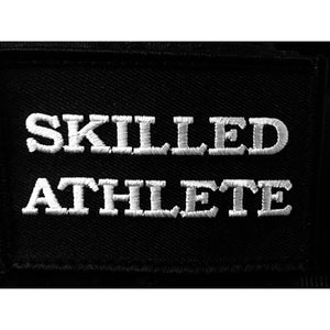 Skilled Athlete Patch