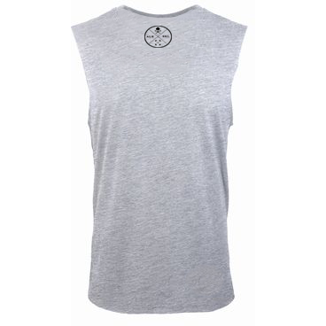 Heather Grey Gun Singlet