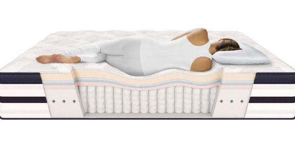 size mattress euro way and serta set garden home sweet dreams top bristol box spring queen product