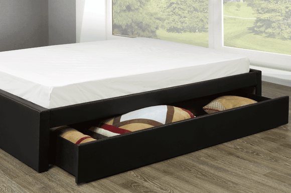 Titus R189 Trundle Platform Bed (Fits most Headboards)