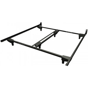 "Full/Queen/King ""Balance"" Interlock Deluxe Bed Frame"