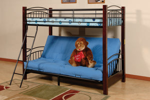 Shelby Futon Bunk Bed