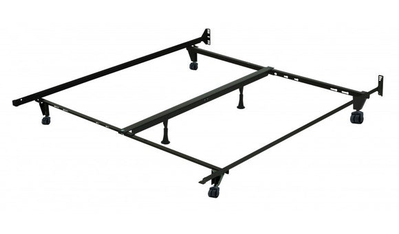 Queen/King Fortis Glide Bed Frame (Super Legs)