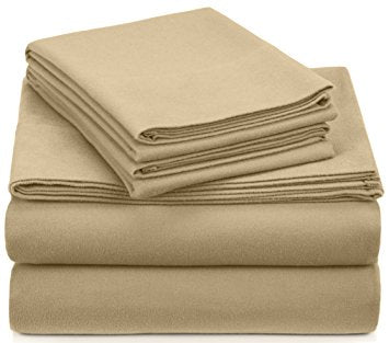 Flannel Deep Pocket Sheet Sets