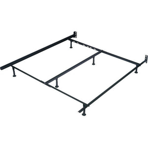 Twin/Full/Queen Deluxe Glide Bed Frame