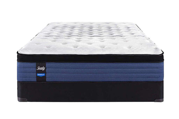 Sealy Posturepedic Ramone Queen Firm Mattress & Boxspring