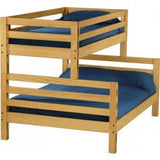 Twin/Full, Twin XL/Queen, Full XL/Queen Crate Design Bunk Bed