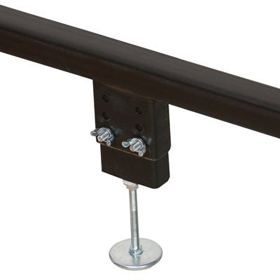 Heavy Duty Cross Support with Adjustable Leg