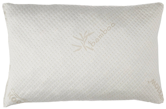 Dream Bamboo Memory Foam King Pillow